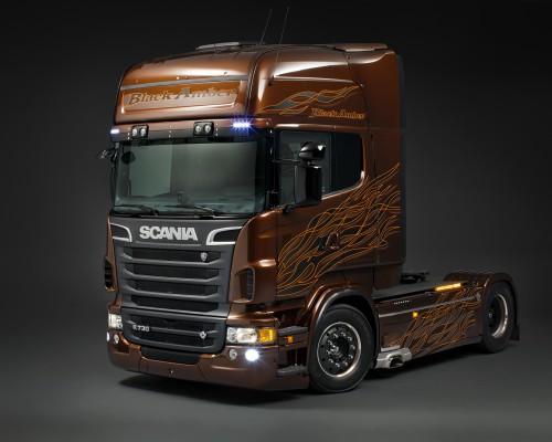 Truck Striping