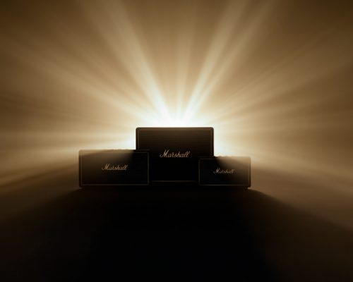MARSHALL MULTI-ROOM SYSTEM